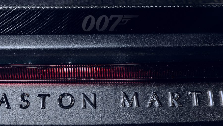 Aston Martin - DBS Superleggera - 007 Edition
