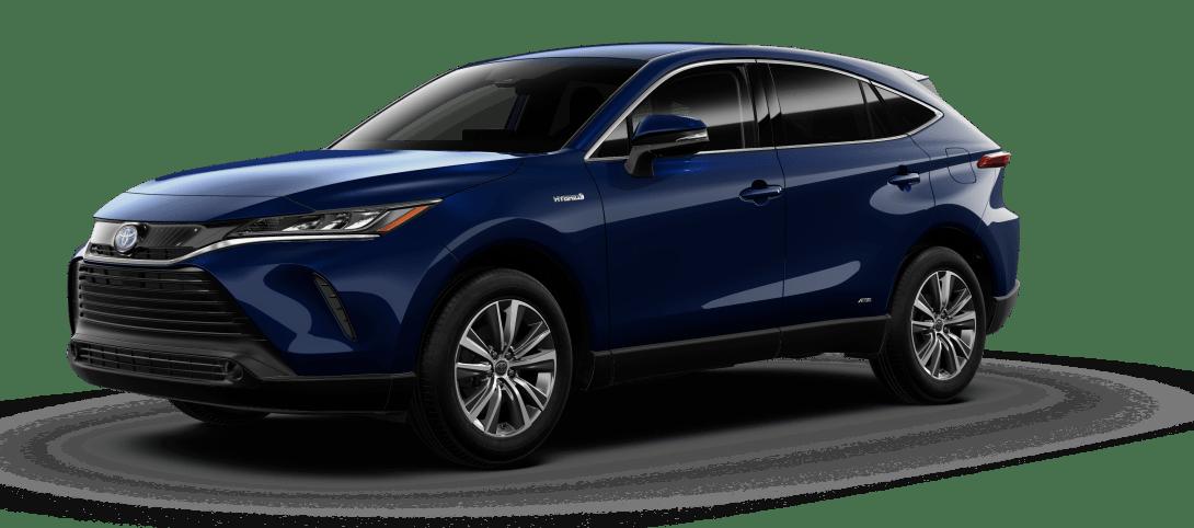 Base Camp: 2021 Toyota Venza LE