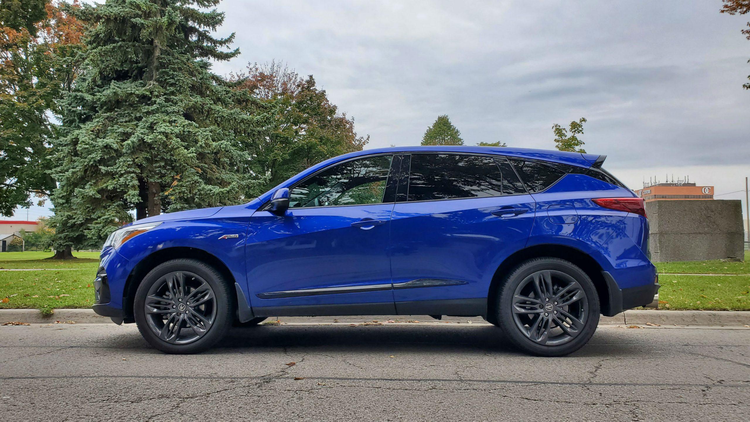 Review 2020 Acura RDX A-Spec