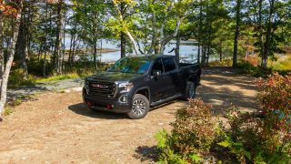 Review 2020 GMC Sierra AT4 Duramax