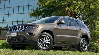 Review 2020 Jeep Grand Cherokee Laredo