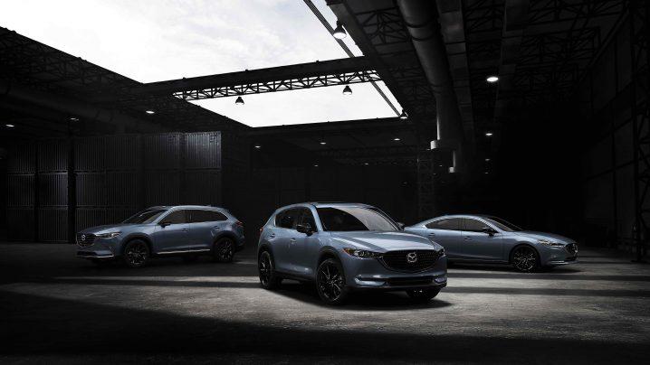 2021 Mazda Kuro edition