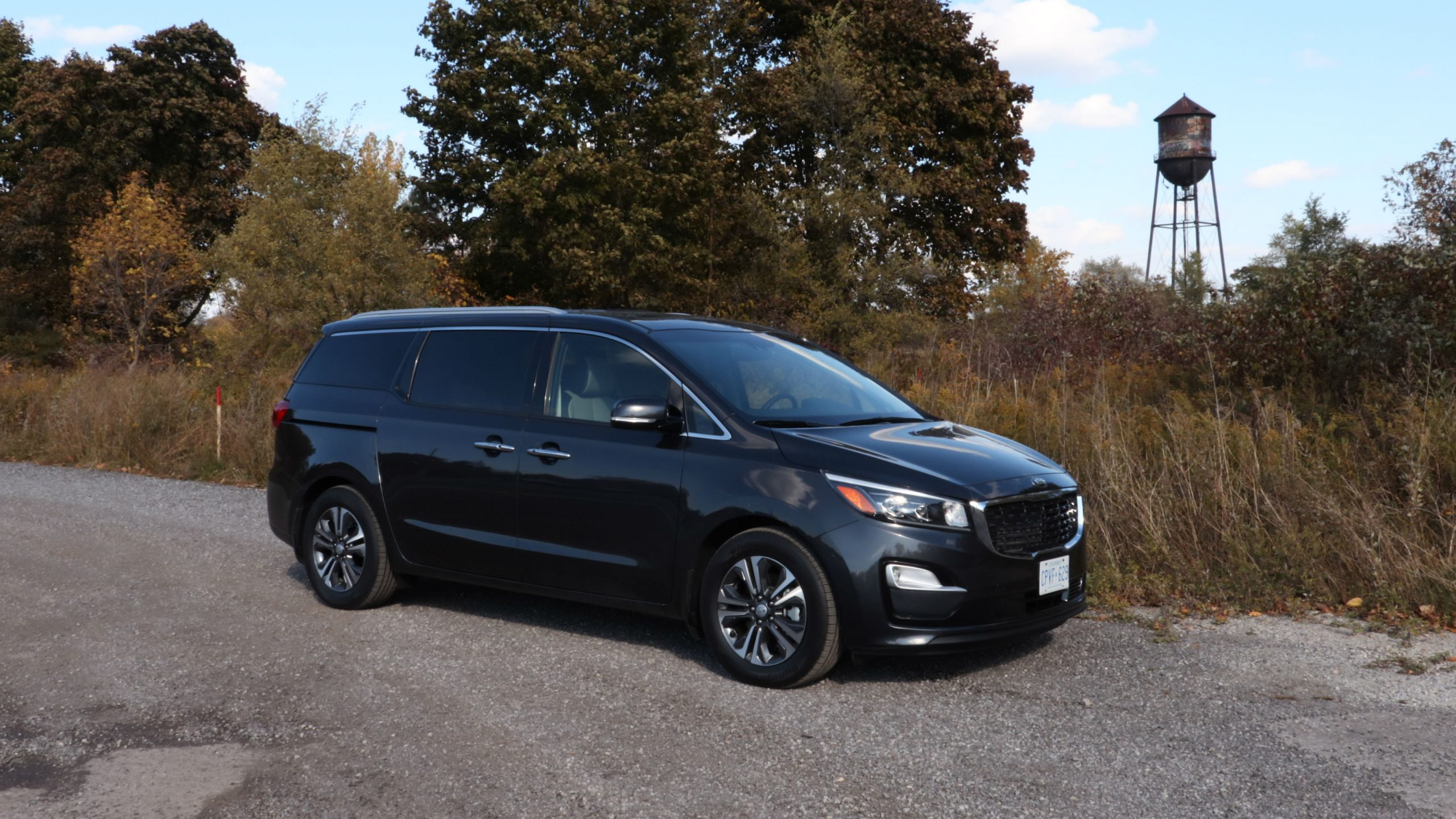 Review 2021 Kia Sedona SX Tech