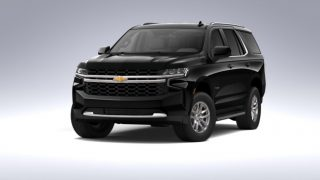 Review 2021 Chevrolet Tahoe LS