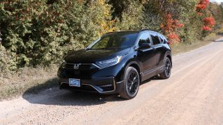 Review 2020 Honda CR-V Black Edition