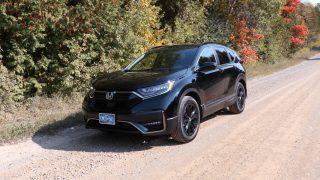 Review 2020 Honda CR-V Black Edition