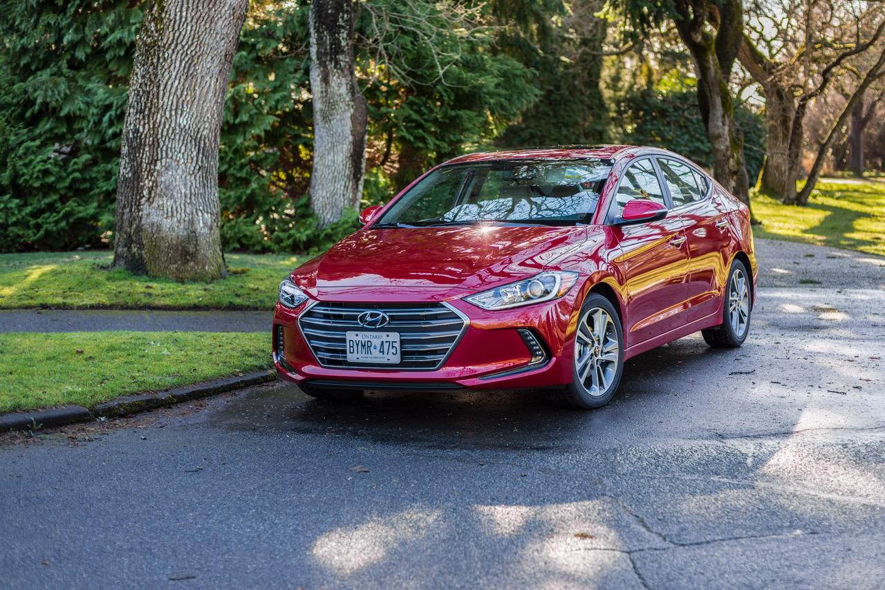 Buying Used Hyundai Elantra