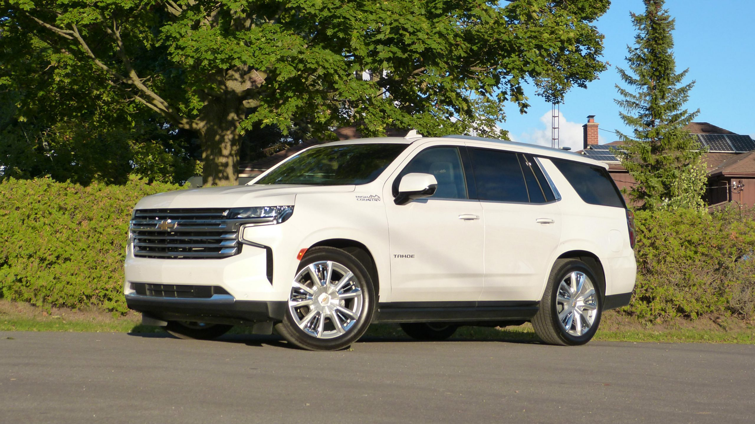 Review 2021 Chevrolet Tahoe