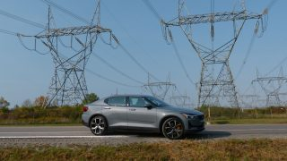 REVIEW Polestar 2 Electric