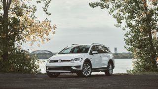 Review 2019 Volkswagen Golf Alltrack