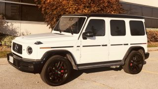 Review 2020 Mercedes Benz G 63