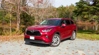 Review 2020 Toyota Highlander