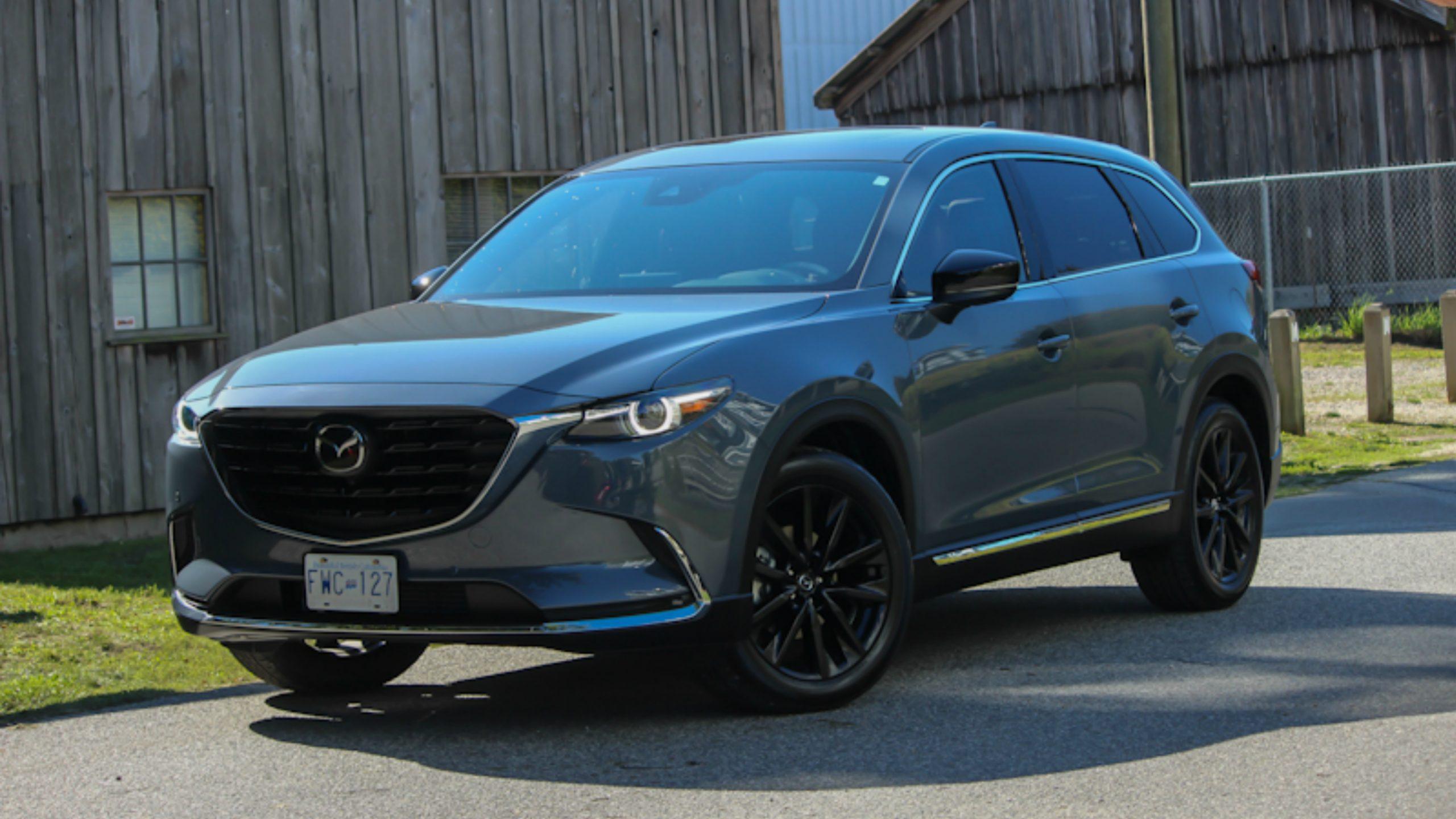 Review 2021 Mazda CX-9 Kuro