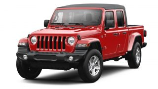 Review 2021 Jeep Gladiator Sport S