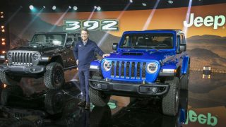 First Look Jeep Wrangler Rubicon 392