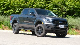 Review 2020 Ford Ranger Lariat