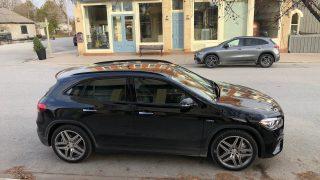 First Drive 2021 Mercedes-Benz GLA 250
