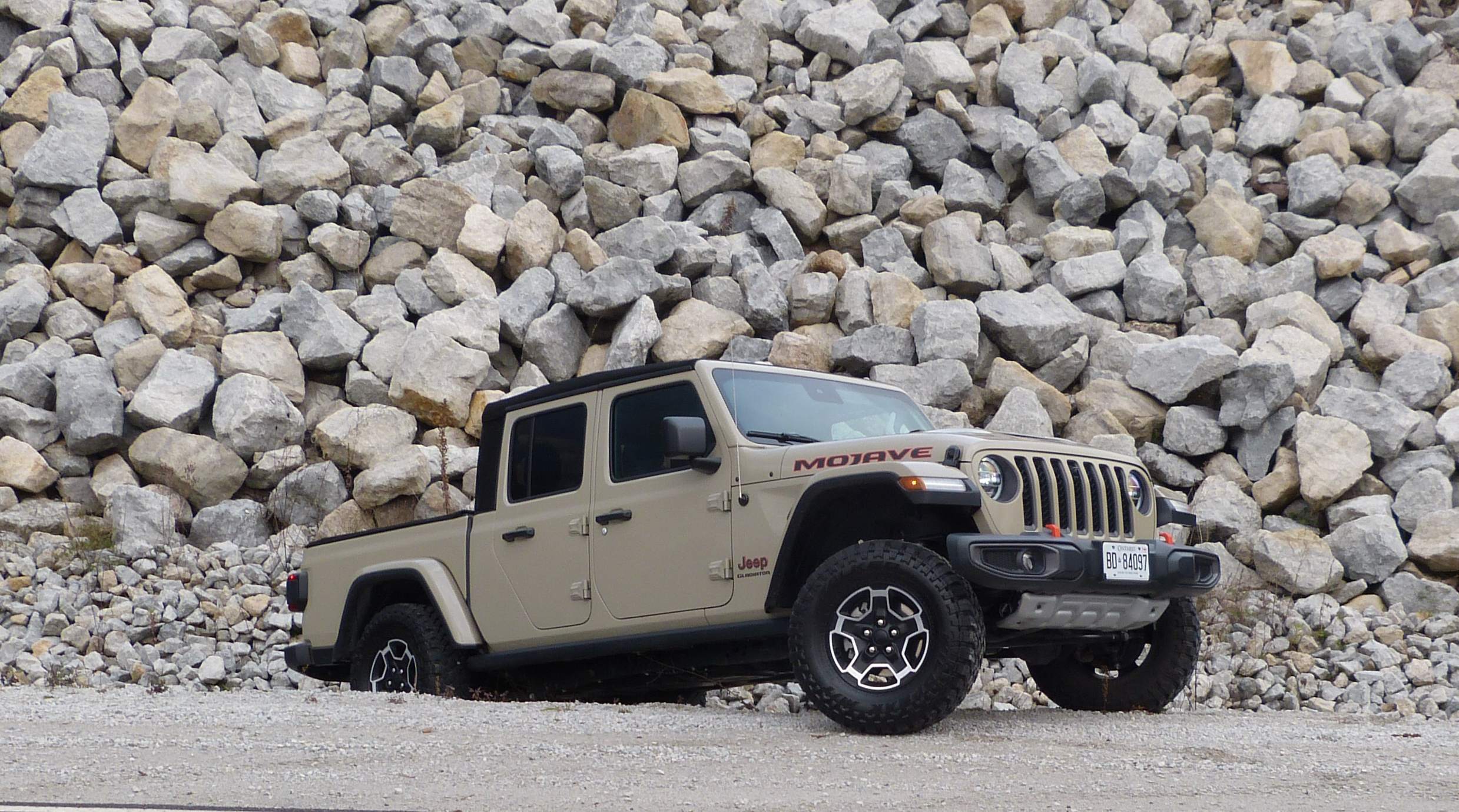 Review 2021 Jeep Gladiator Mojave