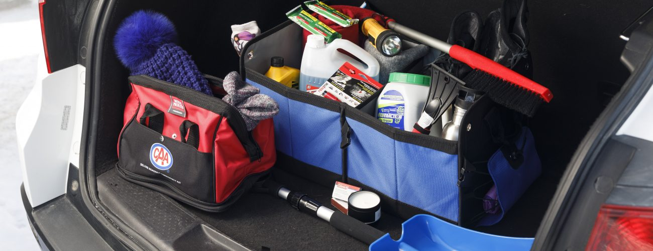 basic car survival kit
