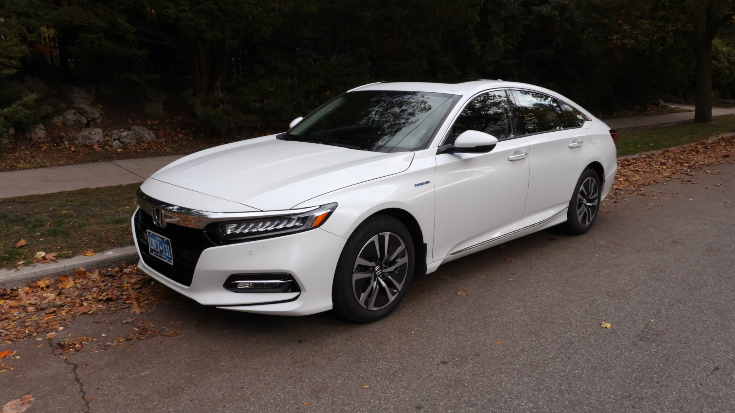 Review 2020 Honda Accord Hybrid Touring Wheels Ca