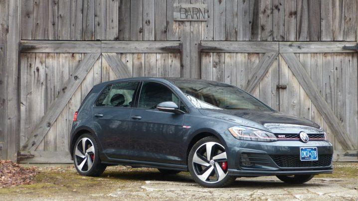 Review 2020 VW GTI