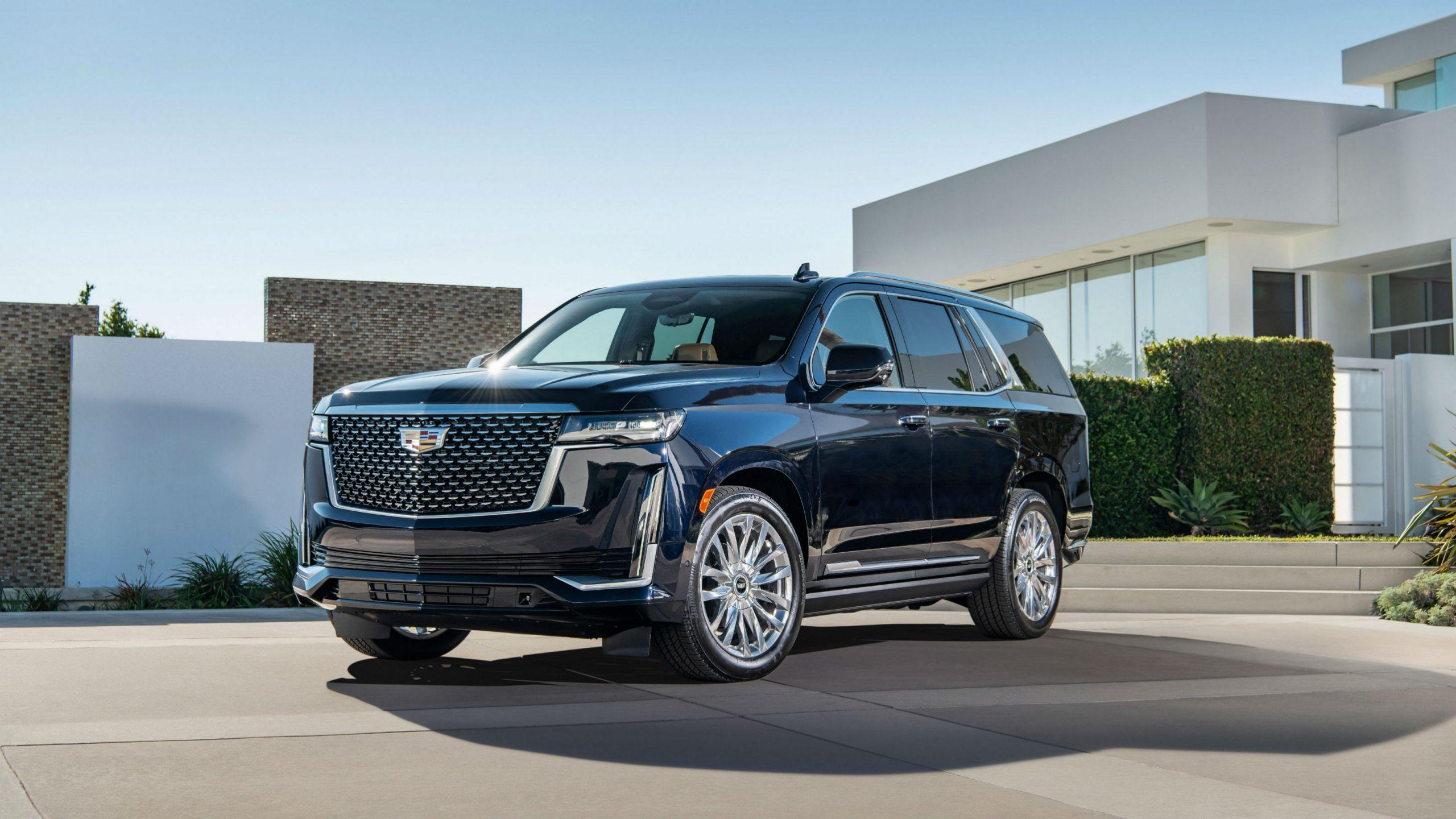Review 2021 Cadillac Escalade 4WD Platinum