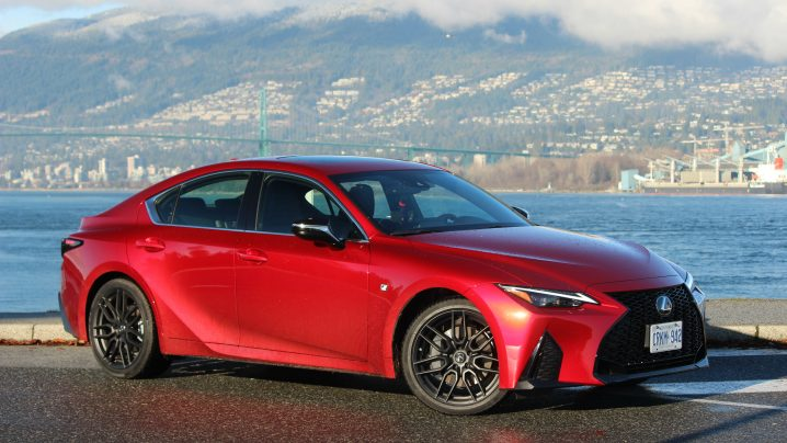 First Drive 2021 Lexus IS