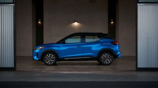 First Look 2021 Nissan Kicks