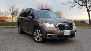 Review 2021 Subaru Ascent
