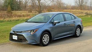 Review 2021 Toyota Corolla L