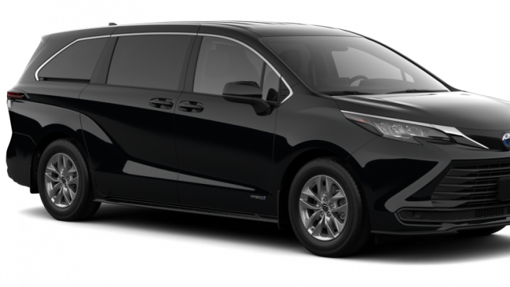 Review 2021 Toyota Sienna LE
