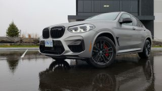 Review 2021 BMW X4 M Competition