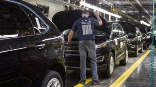 Canadian Auto Industry