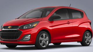 Review 2021 Chevrolet Spark LS