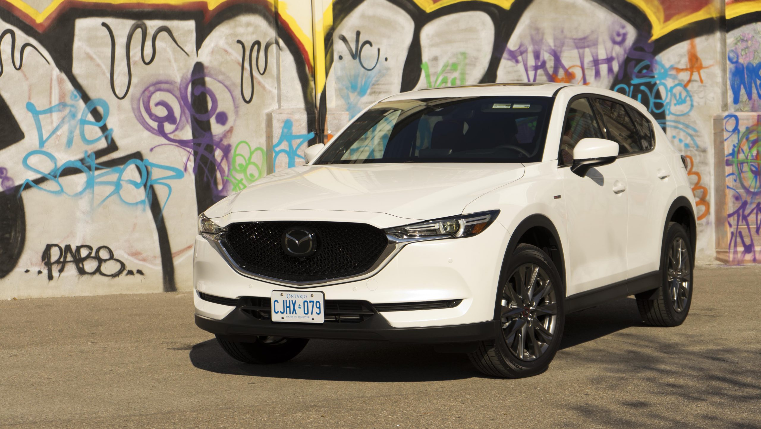 2021 Mazda CX-5 100th Anniversary Edition