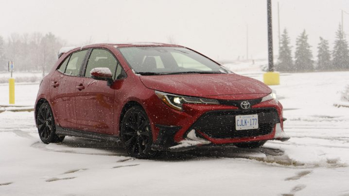 2021 Toyota Corolla Hatchback Special Edition
