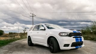 Review 2021 Dodge Durango SRT