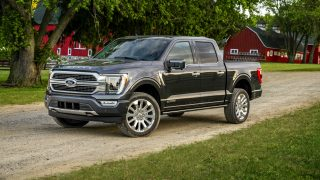 First Drive 2021 Ford F-Series Hybrid