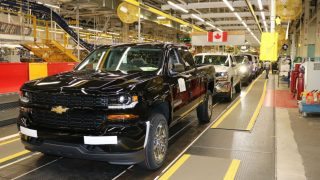 GM's reinvestment in Oshawa
