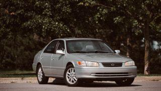 2001 Toyota Camry XLE V6
