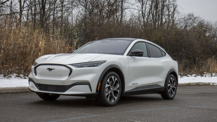 First Drive 2021 Ford Mustang Mach-E