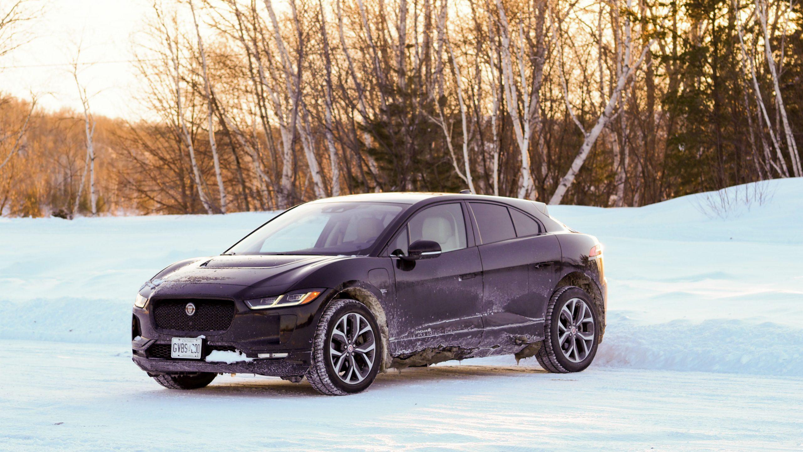 winter driving EV