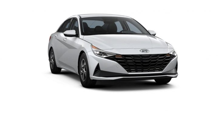 Review 2021 Hyundai Elantra Essential