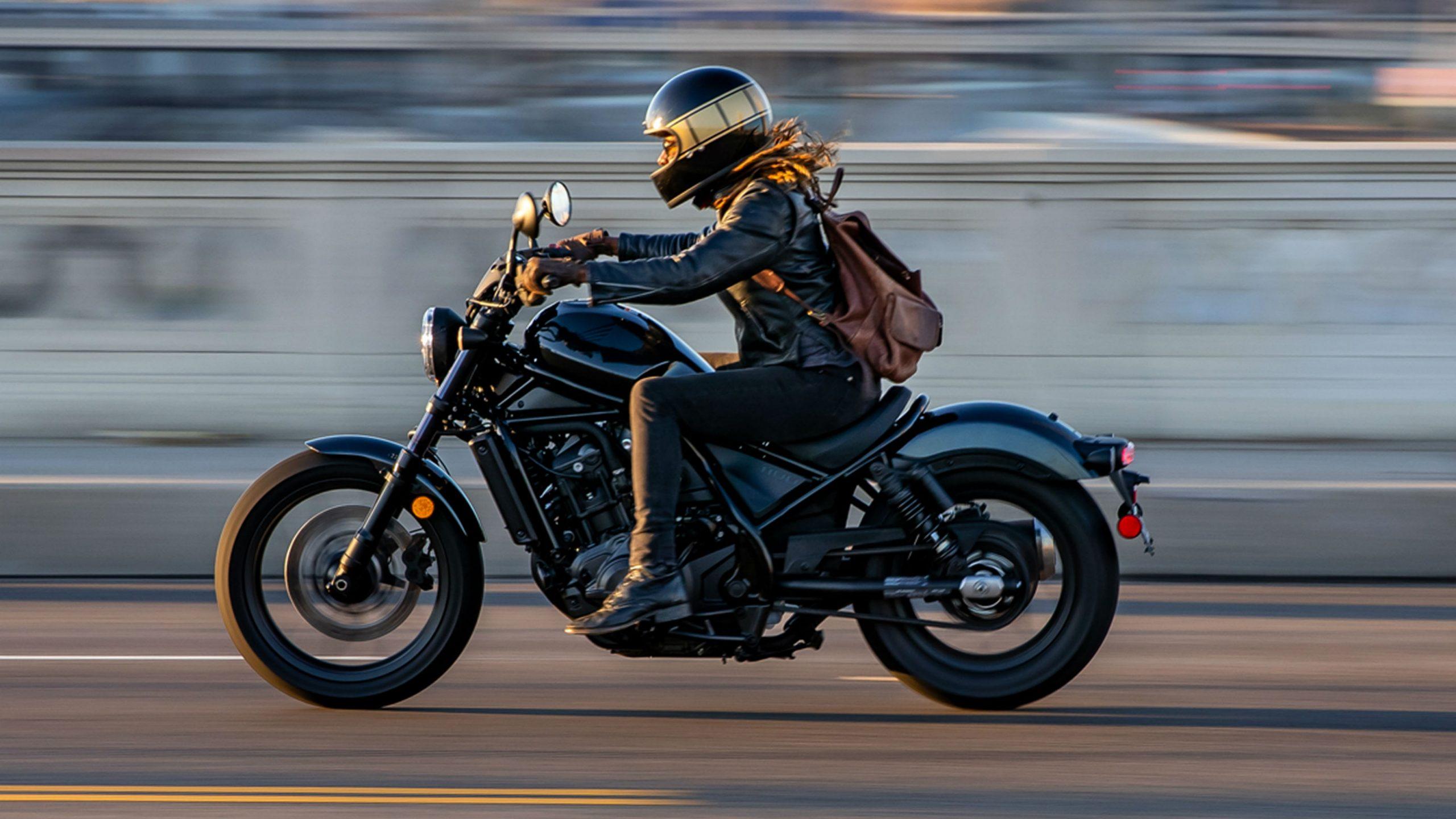 First Look 2021 Honda CMX1100 Rebel