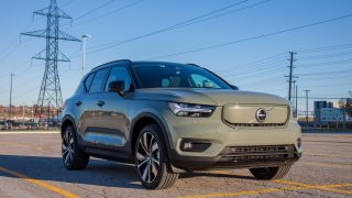 Review 2021 Volvo XC40 Recharge
