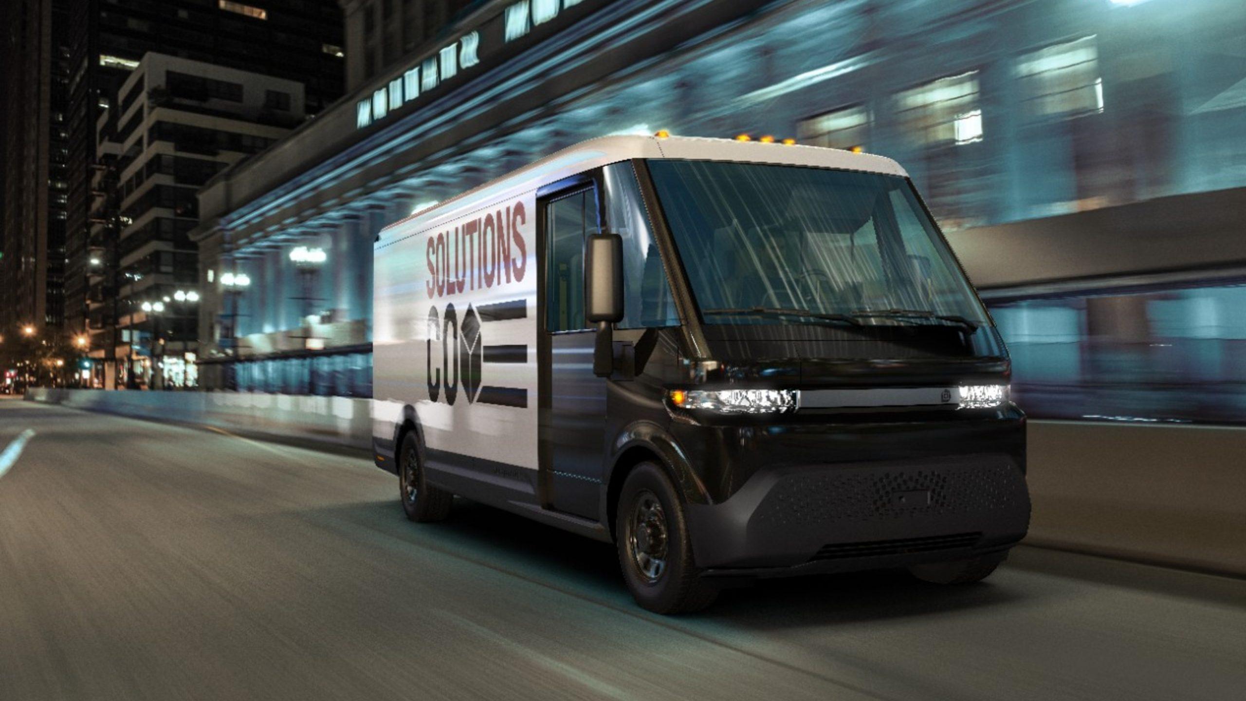 Commercial EV Production