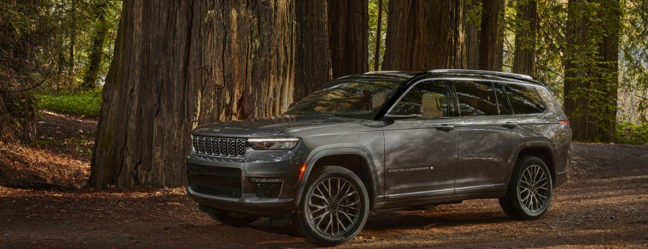 new Grand Cherokee L