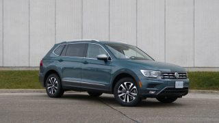 Review 2020 Volkswagen Tiguan
