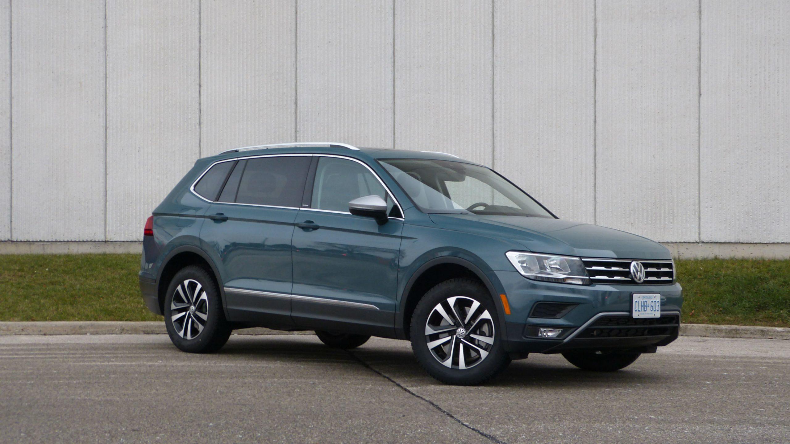 Review 2020 Volkswagen Tiguan