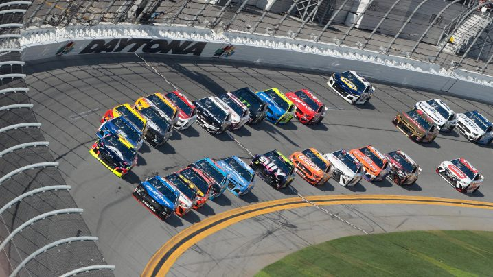 nascar racing daytona
